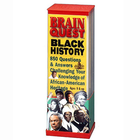 Gifts - Toys - Brain Quest: Black History
