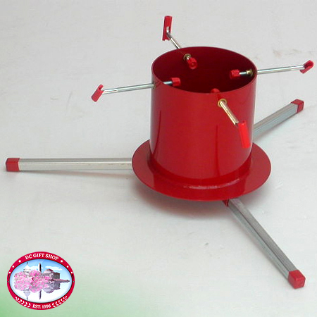 Ornaments - Christmas Tree Pipe Stand