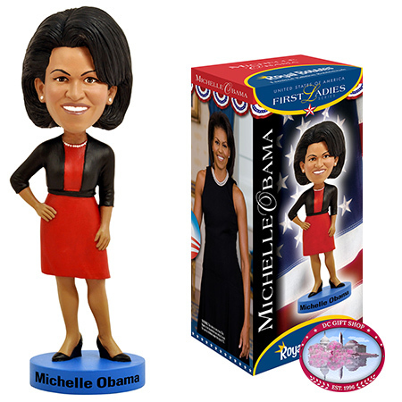 Gifts - Toys - Michelle Obama Bobblehead
