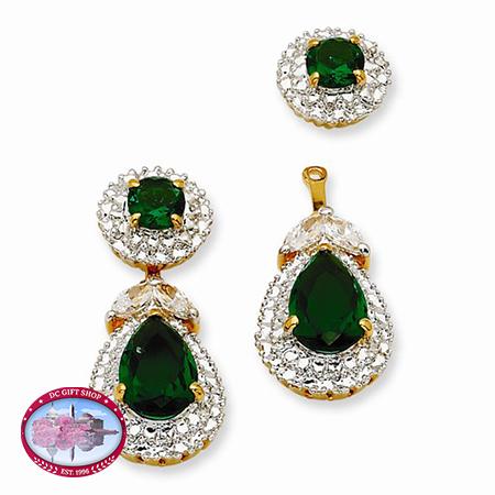 Kennedy First Lady Drop Earrings