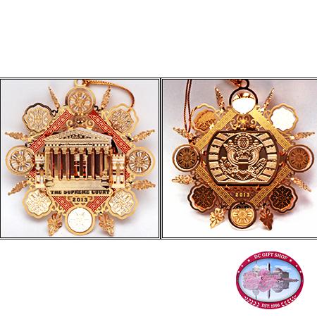 Ornaments - 2013 Supreme Court Rosette