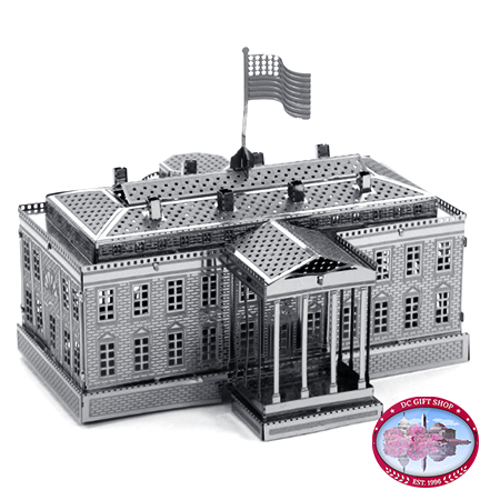 Gifts - Toys - White House 3D Laser Cut Model