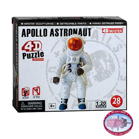 Gifts - Puzzle - 4D Apollo Astronaut Puzzle