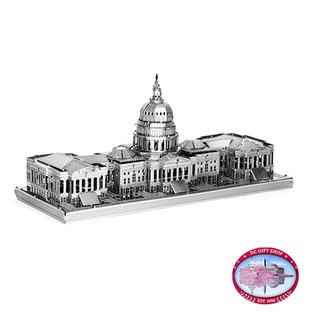 Gifts - Toys - US Capitol 3D Laser Cut Model