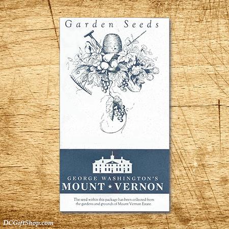 George Washington Heirloom Seed Assortment