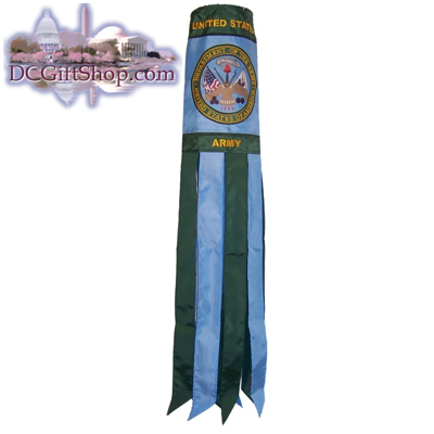 Gifts - Summer - U.S. Army Windsock