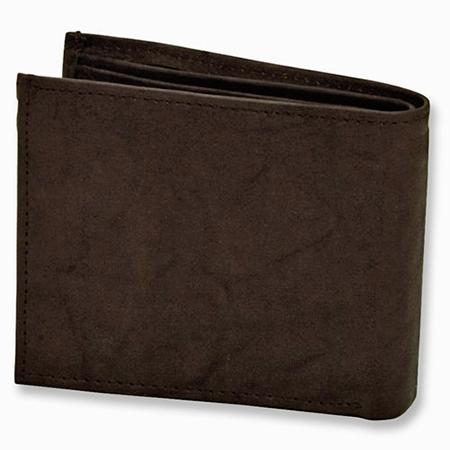 John F. Kennedy Leather Billfold Wallet