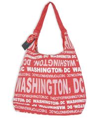 Gifts - Bags - Washington DC Red & White Bag