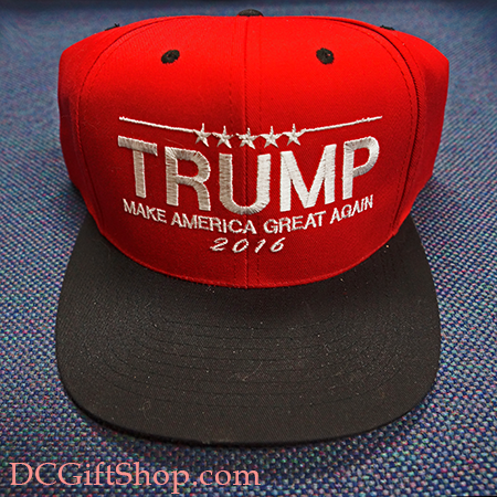 TRUMP Make America Great Again Red Baseball Cap