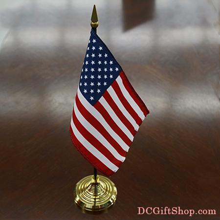 "4"" x 6"" US Gov Desk Flag AN47300"