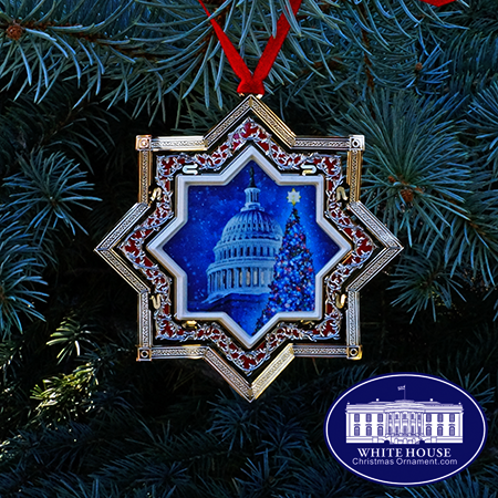 2014 United States Congressional Holiday Ornament