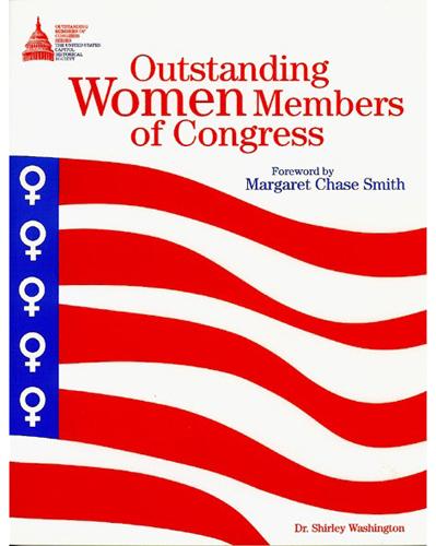Gifts - Books - Outstanding Women Members of Congress