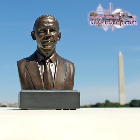 Gifts - Busts - Barack Obama - BRONZE