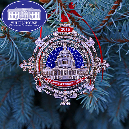 2016 U.S. House of Representatives Holiday Ornament