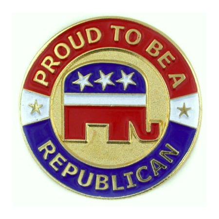 Patriotic - Proud To Be A Republican