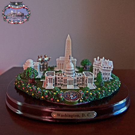 Washington DC Panorama Model