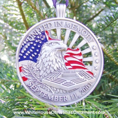Ornaments - 911 United in Memory
