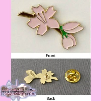 Gifts - Cherry Blossom - 2010 Festival Pin