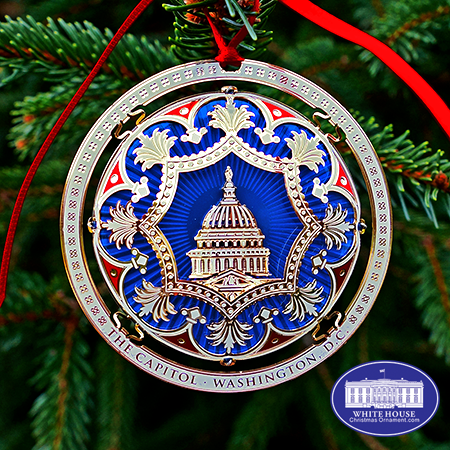 2017 United States Congressional Ornament