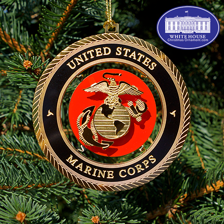 United States Marine Corps Ornament