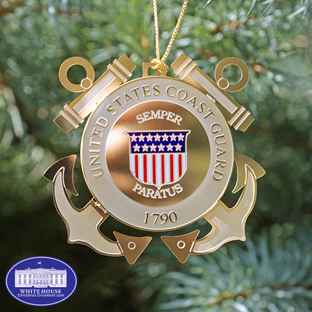 United States Coast Guard Ornament