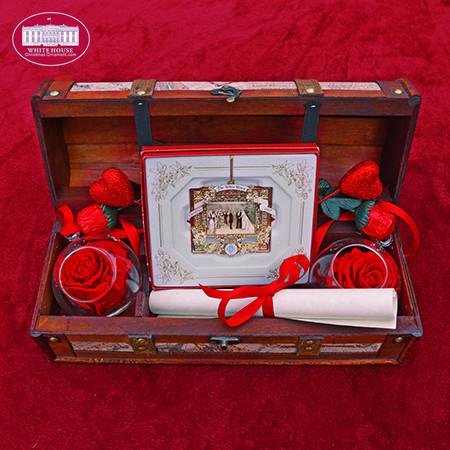 Presidential Valentine Chest