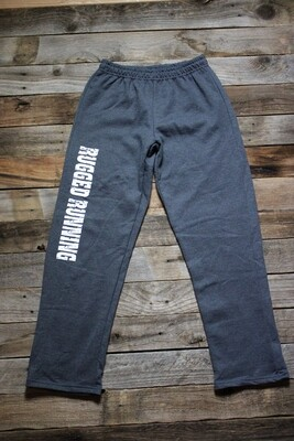Open Bottom Sweatpants