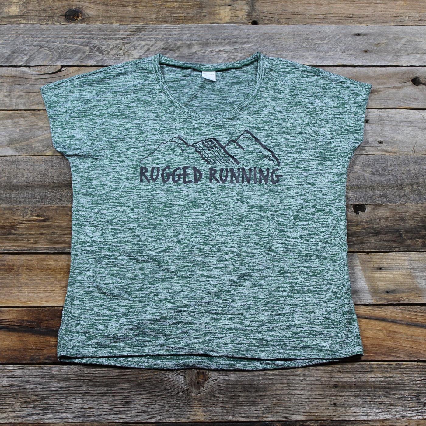 Women's T-Shirt (Green)