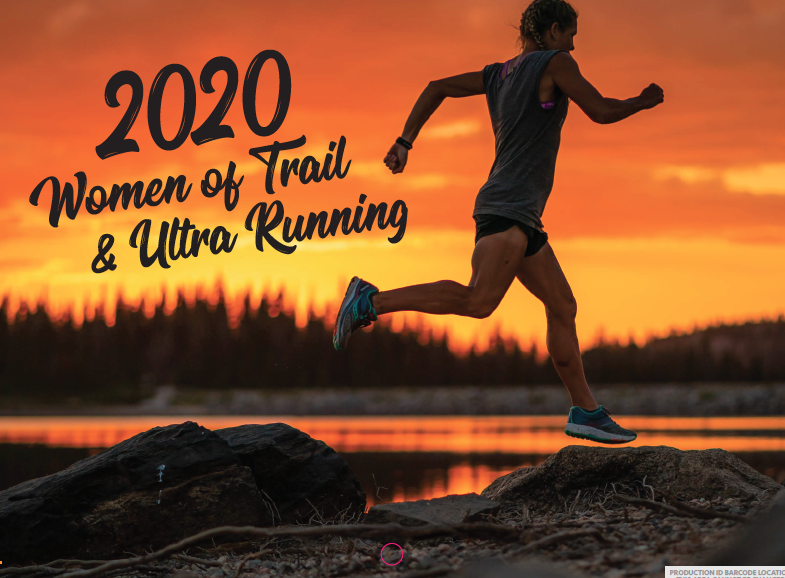 2020 Women of Trail & Ultra Running Calendar