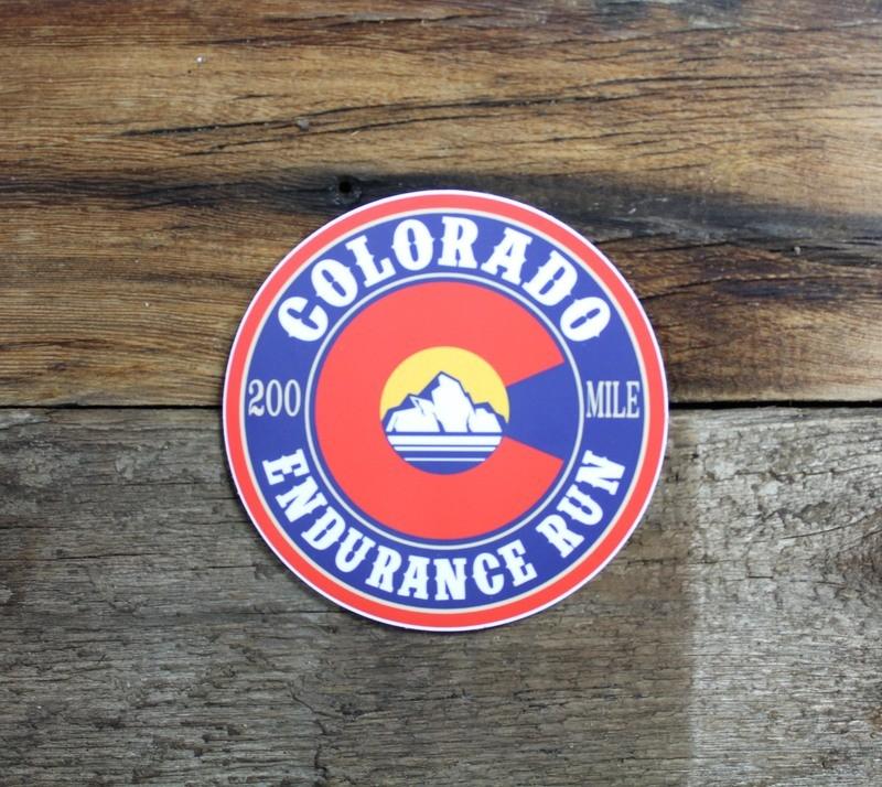 Colorado 200 Sticker