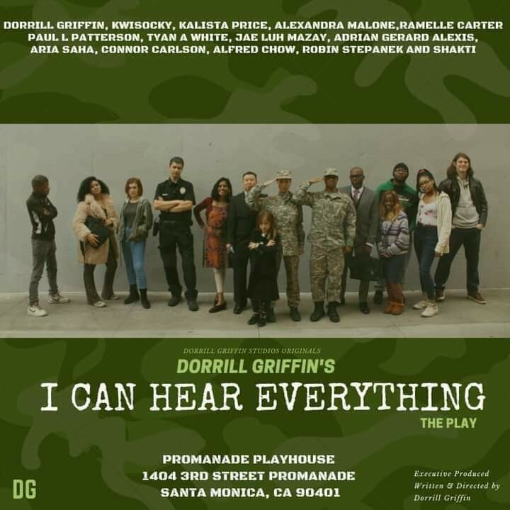 I CAN HEAR EVERYTHING APRIL 25TH VIRTUAL ONLY
