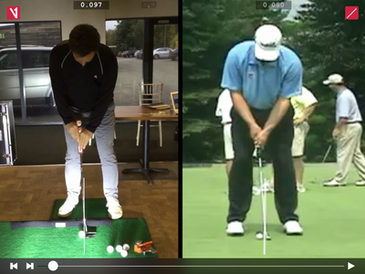 Online Putting Video Analysis - Single Lesson