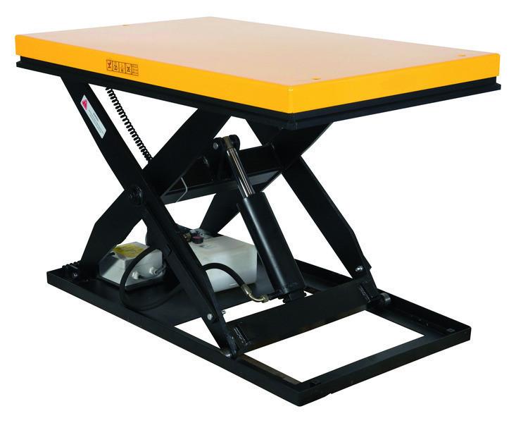 Løftebord med kraftig hydraulikk - Velg spesifikasjoner