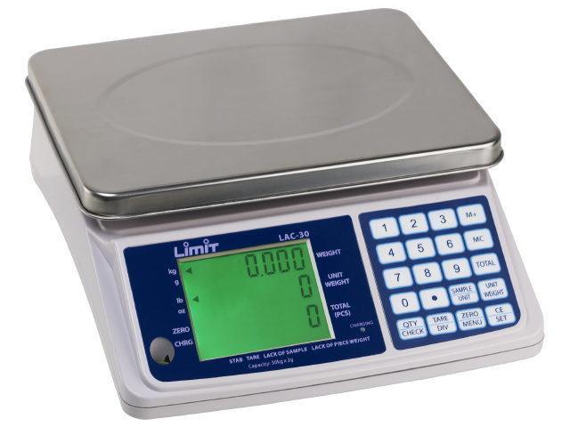 Elektronisk tellevekt - Limit LAC-LBC