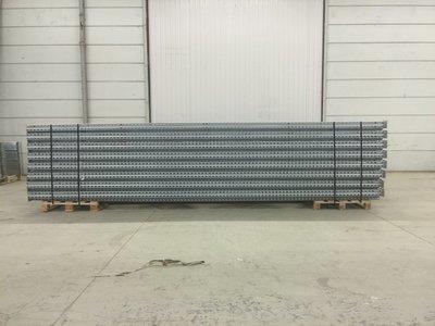 Brukt P90 Silverline Pallereol 135 Pallplasser Høyde 5 meter