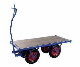 Transportvogn, kraftig, 1500kg - Velg Størrelse