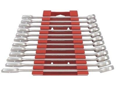 Kombinasjonsnøkkelsett fra Teng Tools - 6512MMA