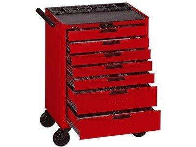 Teng Tools TCMM491N verktøyvogn komplett med verktøy
