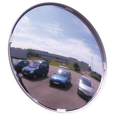 Uknuselig speil til lager og parkeringsplasser