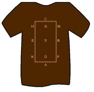 Dressage Arena T-Shirt