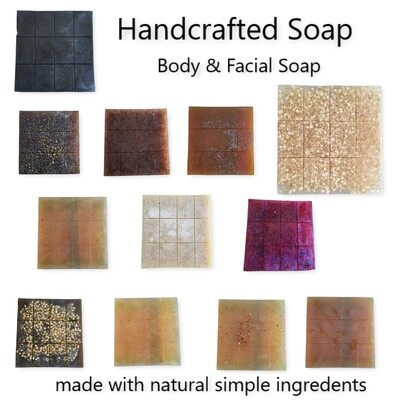 Handcrafted Soap by Batch
