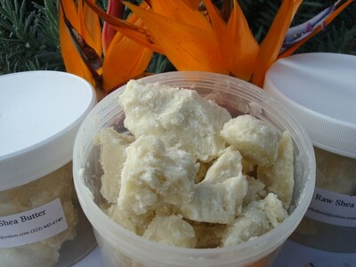 Raw Shea Butter by the Pound