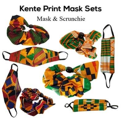 Scrunchie & Mask Sets