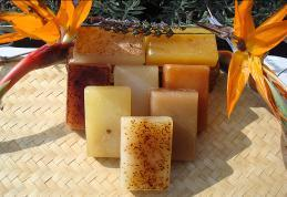 Handcrafted Soap Mix & Match 3 Bars