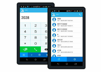 KX-UCMA005W - Мобильное приложение Panasonic Mobile Softphone