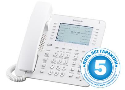 KX-NT680RU – системный IP-телефон Panasonic