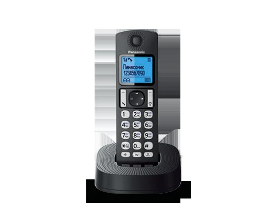 Радиотелефон  Panasonic KX-TGC310RU1 с одной трубкой