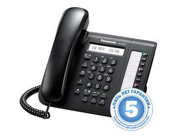 IP телефон KX-NT551RU-B