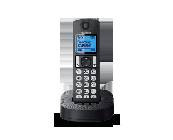 Радиотелефон Panasonic KX-TGC320RU1 с автоответчиком