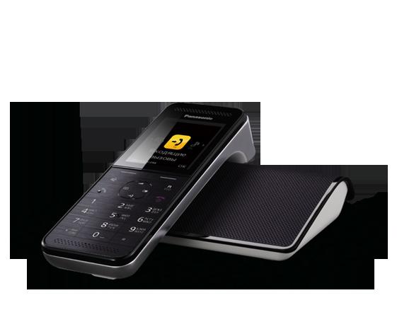Радиотелефон Panasonic KX-PRW120RUW
